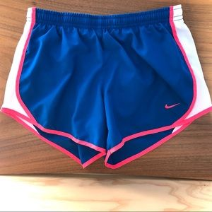 Youth M NIKE Lined Running Shorts